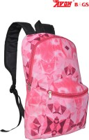 Avon Pak It Diamond Pink 15 Litres Casual 15 L Backpack Diamond Pink