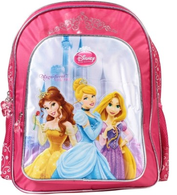 Disney Disney Princess Dark Glow Waterproof Backpack Multicolor