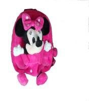 Gifts & Arts Cartoon Bags Backpack (Pink, 1 Inch)