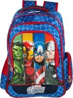 Marvel Avengers Backpack Marvel Avengers Group Art Faces Backpack