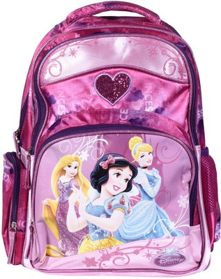 Disney Princess Waterproof Backpack Pink