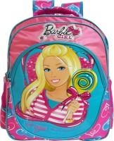 Mattel Girl Bag Waterproof Backpack (Pink, 16 Inch)