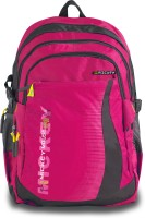 Genius Disney School Bag Tween 1503 Backpack (Pink, 17 Inch)