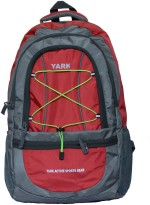 Yark School Bags Yark Mesh Padded Waterproof School Bag