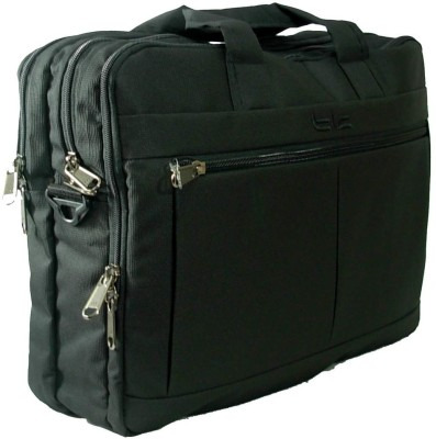 TLC Datacut 15.6 Laptop Bag Black available at Flipkart for Rs.1712