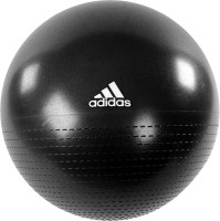 Adidas Gym Ball  Size: 75,  Diameter: 75 Cm (Pack Of 2, Black)