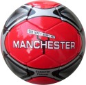Speed Up Manchester Football - Size: 5 - Pack Of 1, Red, Black