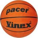 Vinex Pacer Basketball - 7 - Pack Of 1, Orange