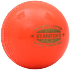 Stanford Synthetic Cricket Ball -   Size: 5,  Diameter: 2.5 cm