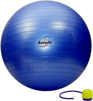 Aerofit Anti-Burst Gym Ball -   Size: 65 CM,  Diameter: 65 Cm (Pack Of 2, Multicolor)