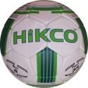 Hikco Ring Football -   Size: 5,  Diameter: 22 Cm - Pack Of 1, White, Green, Blue
