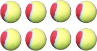 Vani Sports Ultra Light Cricket Ball -   Size: 3,  Diameter: 2 Cm (Pack Of 8, Multicolor)