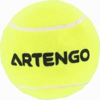Artengo Jumbo Tennis Ball -   Size: 12,  Diameter: 12 Cm (Pack Of 1, Yellow)