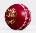 Prokyde Club Cricket Ball Cricket Ball -   Size: 4,  Diameter: 2.5 Cm - Pack Of 1, Red