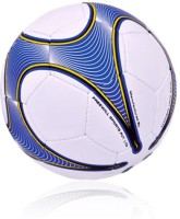Nivia FB-283 Vega Football - Size: 5, Diameter: 20 Cm (Pack Of 1, White)