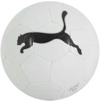 Puma Cat Force Football -   Size: 5,  Diameter: 2.5 Cm (Pack Of 1, White) - BALEMJ25NUMGFHAU