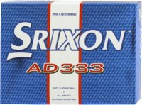 Srixon AD333 Golf Ball - Diameter: 3.98 cm: Ball