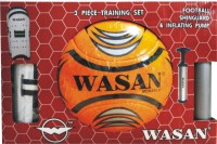 Wasan Football Training Pack Football - Size: 5, Diameter: 2.5 Cm (Pack Of 1, Multicolor)