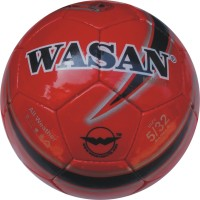 Wasan Knight Football - Size: 5, Diameter: 70 Cm (Pack Of 1, Red)