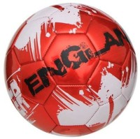 NIVIA ENC_ENG_FB Football -   Size: 5,  Diameter: 22 Cm (Pack Of 1, Red, White)