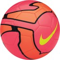 Nike React - Hyperpunch/Total Orange/Black Football -   Size: 5,  Diameter: 22 Cm - Pack Of 1, Orange, Black, Pink