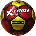 Speed Up X Force Football - Size: 5 - Pack Of 1, Red, Yellow