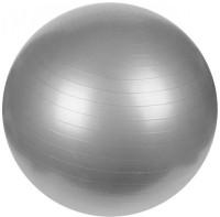 B Fit Usa Gym Ball Gym Ball - Size: 75, Diameter: 75 Cm (Silver)