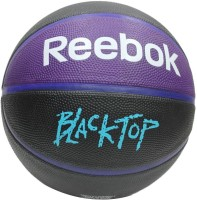 Reebok Black Top Basketball -   Size: 7,  Diameter: 30 Cm (Pack Of 1, Black)