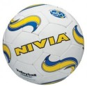 Nivia Classic Volleyball-4 Volleyball -   Size: 4,  Diameter: 10.5 Cm - Pack Of 1, White, Yellow