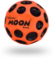 Waboba Moon Neon Jumping Ball -   Size: 63 Mm,  Diameter: 6.3 Cm (Pack Of 1, Orange)