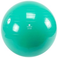 Domyos Gym Ball Gym Ball - Size: 75, Diameter: 75 Cm (Pack Of 1, Green)