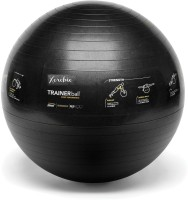 Xerobic Exercise Stability Anti Burst Perfect For Pilates Yoga Fitness Cardio Aerobics And Weight Loss Gym Ball -   Size: 95,  Diameter: 65 Cm (Pack Of 1, Multicolor)