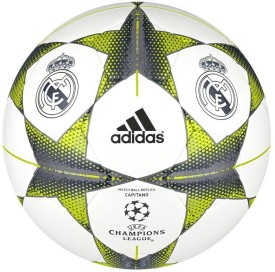 Adidas Real Madrid Capitano UEFA Champions League - 2015/16 Football -   Size: 5,  Diameter: 22.5 cm