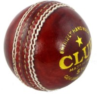 Cw Club Cricket Ball -   Size: 5.5,  Diameter: 2.5 Cm (Pack Of 6, Maroon)