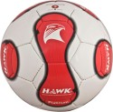 Hawk Platinum Football -   Size: 5,  Diameter: 21.6 Cm - Pack Of 1, White