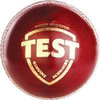 SG Test Cricket Ball - Size: 5, Diameter: 2.5 Cm (Pack Of 1, Red)