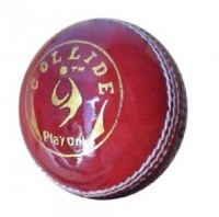 SM Collide Cricket Ball -   Size: 2.5,  Diameter: 2.5 Cm (Pack Of 1, Red)