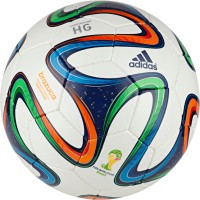 Adidas Brazuca Hard Ground Football - Size: 5