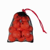 INESIS LONG BALL ORANGE X12 Golf Ball -   Size: 1,  Diameter: 3 Cm (Pack Of 12, Orange)