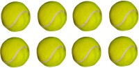 VSM Gold Star Tennis Ball -   Size: 3,  Diameter: 2.5 Cm (Pack Of 8, Yellow)