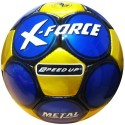 Speed Up X Force Football - Size: 5 - Pack Of 1, Blue, Yellow