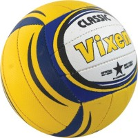Vixen Classic Volleyball -   Size: 5,  Diameter: 63 Cm (Pack Of 1, Multicolor)