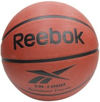 Reebok V1000 Basketball -   Size: 7,  Diameter: 30 Cm (Pack Of 1, Brown)