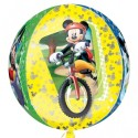 Anagram Mickey Mouse Orbz Printed Balloon - Multicolor, Pack Of 1