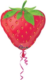 Anagram Strawberry Shaped
