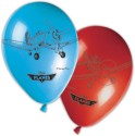 Disney Disney Planes 11 Inches Printed Balloon - Multicolor, Pack Of 8