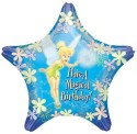 Fusion Balloons Tinker Bell Magical Birthday (19 Inch) Printed Balloon - Multicolor, Pack Of 1