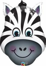 Qualatex Zany Zebra