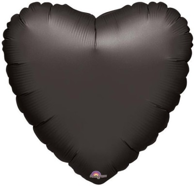 Anagram Black Heart 18""