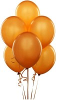 Smartcraft Solid Balloon (Gold, Pack Of 25)